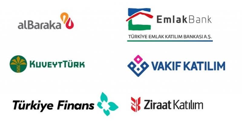 katılım bankaları hangileridir ?