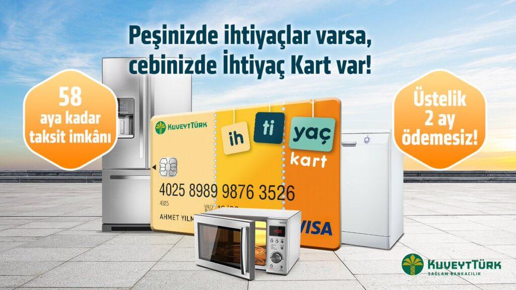 kuveyt türk kredi kartı başvuru sorgulama