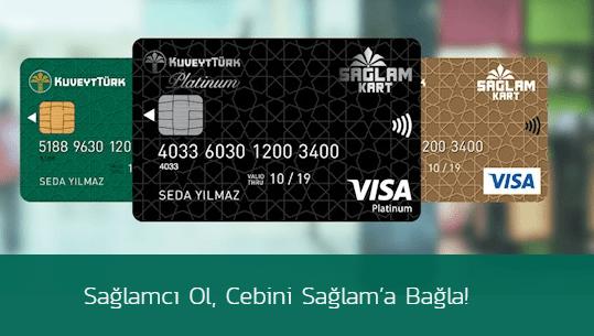 kuveyt türk kredi kartı başvuru sonucu nasıl sorgulanır?