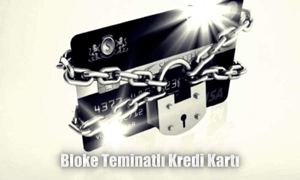 kuveyt türk bankası bloke özelli̇kli̇ kredi̇ kartı nedi̇r