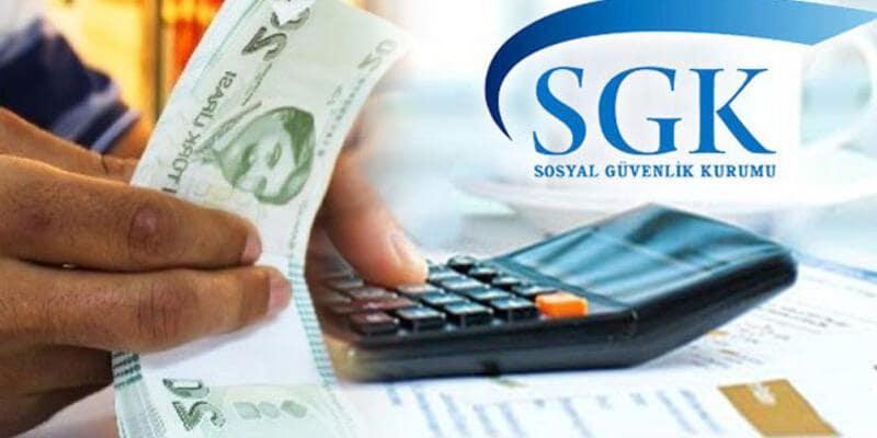 sgk prim borcu sorgulama ve borcu yoktur yazısı alma