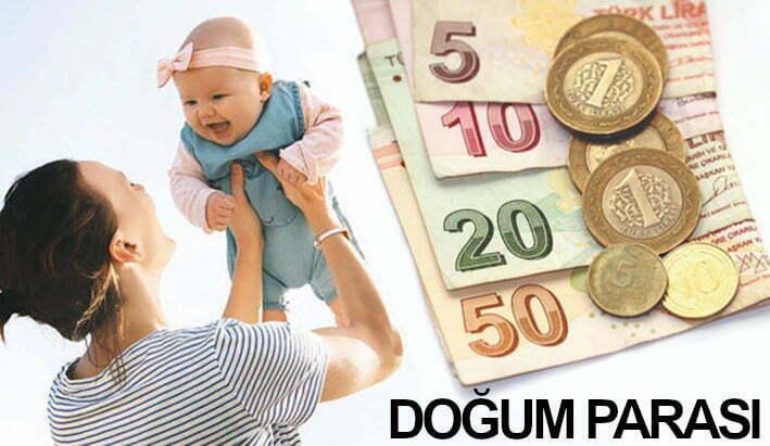 doğum parası için nereye başvurulur? doğum parası sorgulama